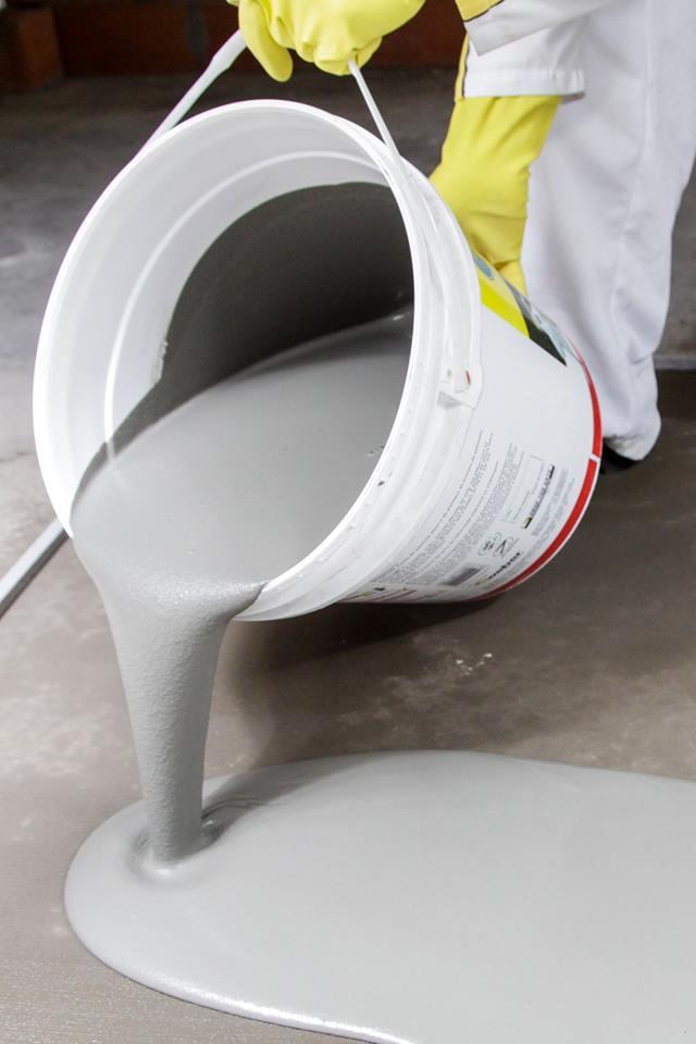Weber Quartzolit – Aplicação de Produtos