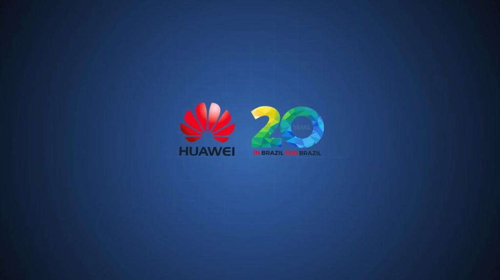 Huawei – 20 anos Brasil